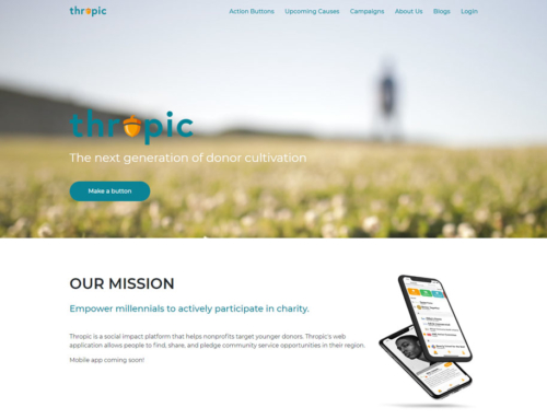 Philanthropy Platform Back-End